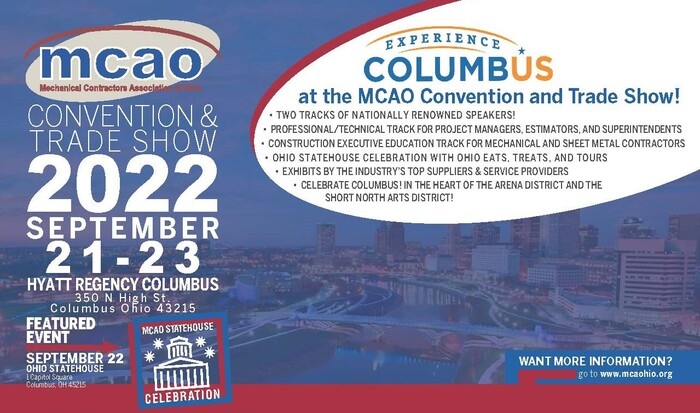 2022 MCAO Conference Save the Date